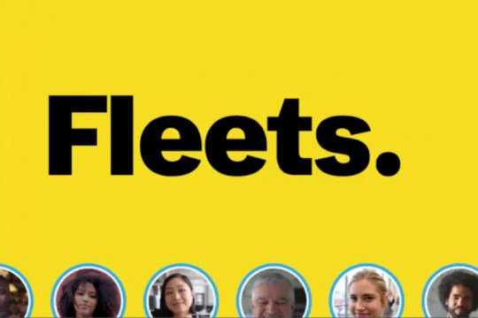 "Twitter rilis fitur mirip Stories, ""Fleets"""