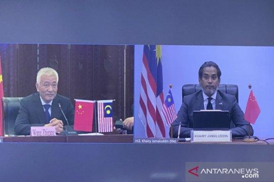 Malaysia - RRC tanda tangani kerja sama pengembangan vaksin