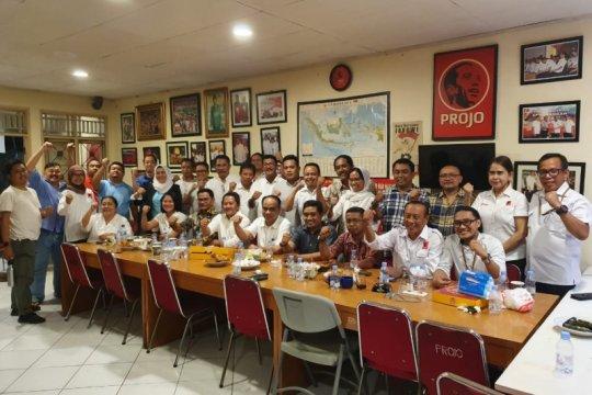 DPP Projo: Gagasan Eri-Armuji cerminan kebijakan Jokowi di daerah