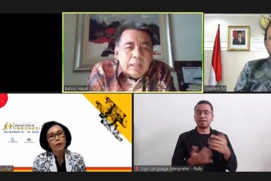 """Nadiem : Asesmen Nasional tidak bisa """"dibimbelkan"""""""
