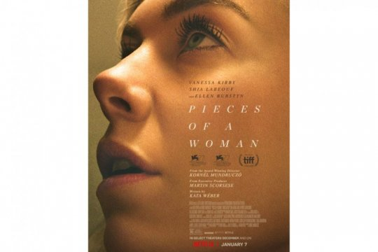 "Shia LaBeouf, Vanessa Kirby beradu akting di film ""Pieces of a Woman"""