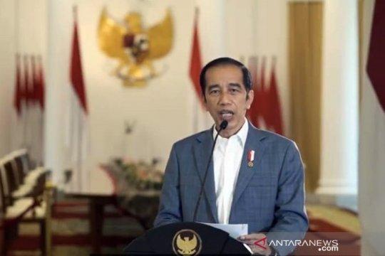Presiden: Pendampingan terkait barang-jasa sepanjang tak niat korupsi