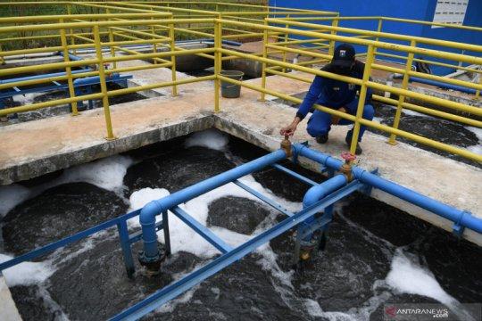 Sistem pengelolaan air limbah domestik terpusat untuk Jakarta