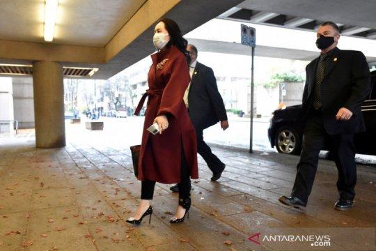 "Kasus Huawei, petugas perbatasan Kanada akui kesaksian ""tak lengkap"""