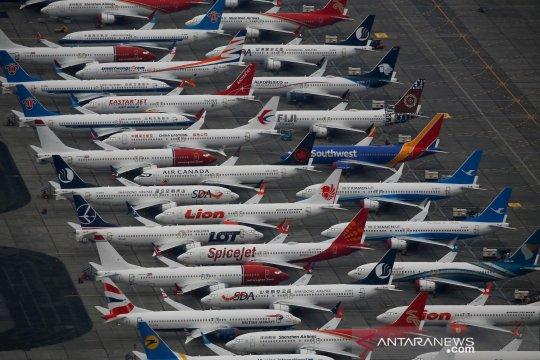 Garuda Indonesia sebut pesanan Boeing 737 Max belum dibatalkan