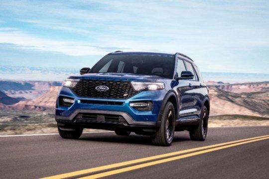 Ford tarik 775.000 SUV karena masalah kemudi