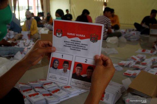 KPU terapkan 12 protokol kesehatan dalam Pilkada Mamuju