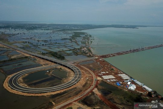 Luhut tegaskan pembangunan infrastuktur demi rakyat