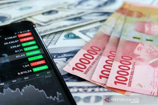 Rupiah ditutup menguat seiring positifnya mata uang regional