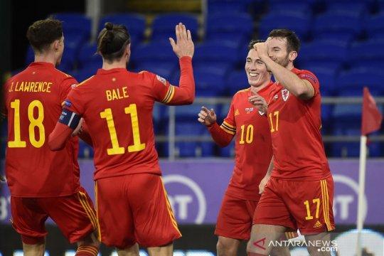 Wales menangkan laga penentuan tiket promosi melawan Finlandia