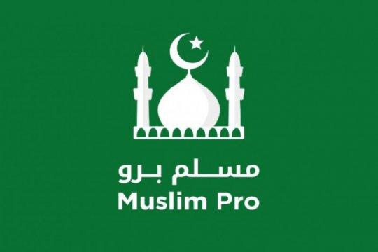 Pengembang aplikasi Muslim Pro bantah jual data ke militer AS