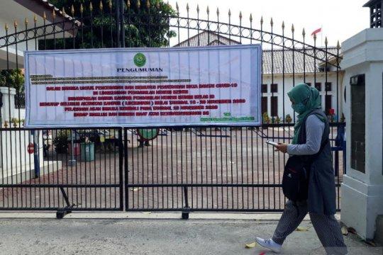 PN Kota Kediri lakukan penutupan aktivitas kantor cegah COVID-19
