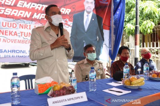 Komisi III DPR: Oknum yang suka provokasi bukan warga negara yang baik