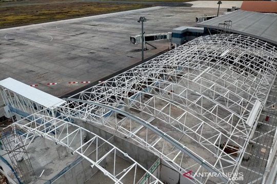 AP I perpanjang landas pacu Bandara Lombok Praya