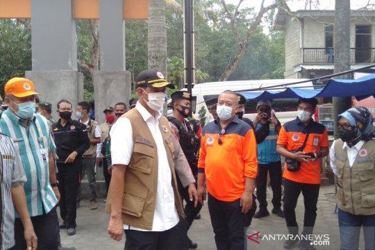 Informasi Merapi hanya disampaikan oleh BPPTKG, sebut Kepala BNPB