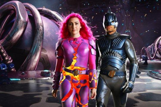 "Sharkboy dan Lavagirl kembali lewat ""We Can be Heroes"""