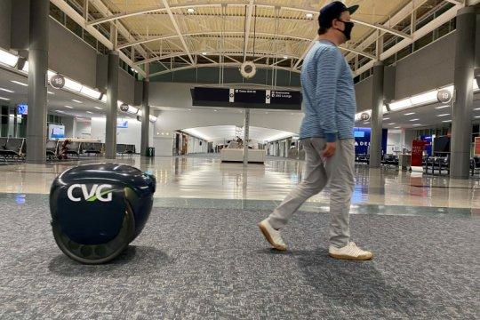 Piaggio Fast Forward mulai uji coba robot Gita
