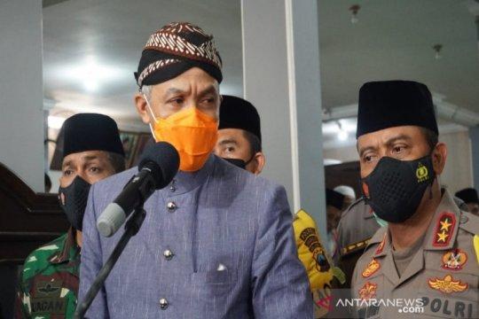 Ganjar Pranowo ingin merajut kembali nilai-nilai kebangsaan