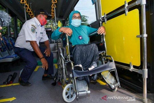 Kemenhub-Kedubes Australia apresiasi bus ramah disabilitas NTB