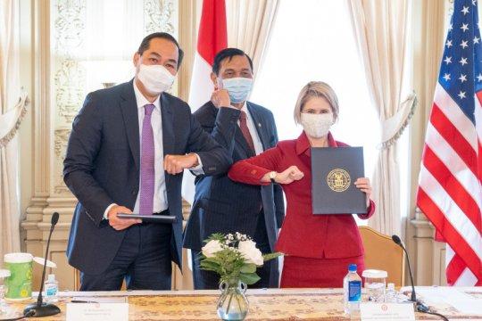 RI-AS kerja sama pendanaan infrastruktur-perdagangan 750 juta dolar