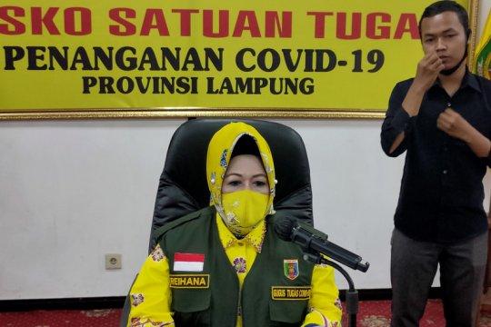 Pasien positif COVID-19 di Lampung tambah 86 jadi 2.991 kasus