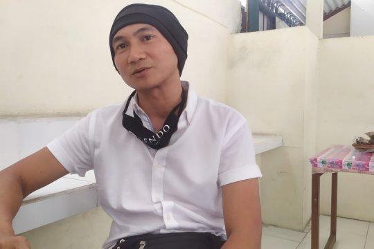 Anji beri dukungan Jrx SID hadapi putusan di PN Denpasar