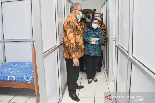Pusdiklat AGP di Megamendung Bogor jadi RS darurat COVID-19