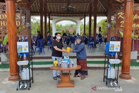 10 objek wisata di Jateng terima bantuan Kemenparekraf