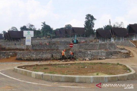 Pemkab Bogor optimistis pengerjaan Rest Area Puncak selesai tahun ini