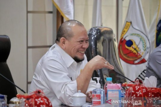 DPD RI-Pemprov Sulteng bahas perpanjangan Inpres pemulihan bencana