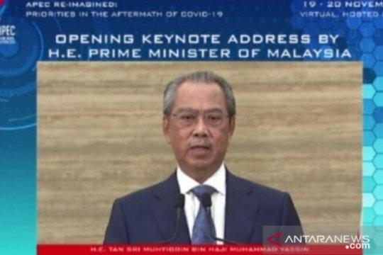 Muhyiddin minta anggota APEC berkomitmen ke tujuan inti