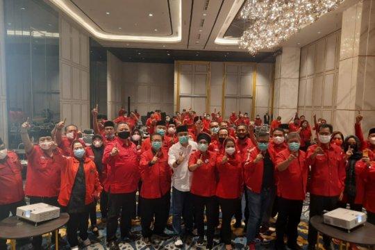 PDIP siap lawan strategi pecah belah di Pilkada Surabaya
