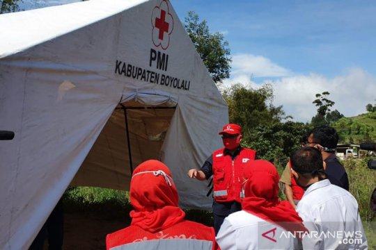 PMI kirim ratusan personel terlatih ke lokasi terdampak erupsi Merapi