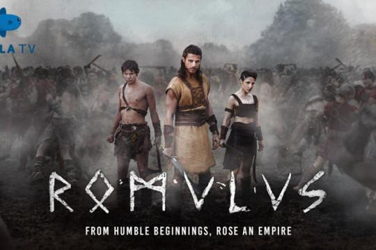 """Serial televisi """"Romulus"""" tayang serentak di dunia, termasuk Indonesia"""