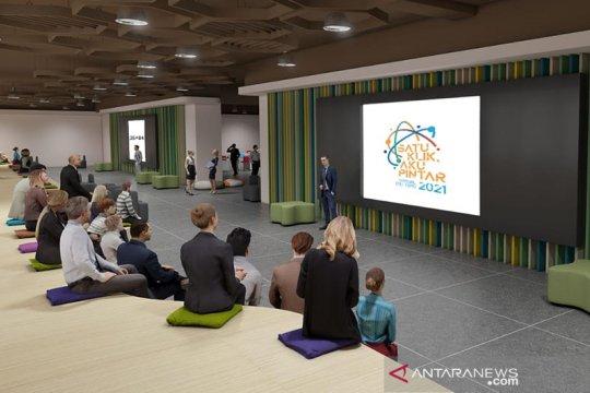 """Pameran edukasi virtual """"Satu Klik, Aku Pintar"""" digelar Februari 2021"""