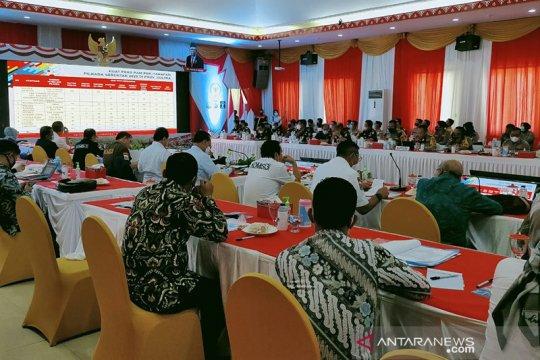 Komisi III DPR rapat kerja spesifik di Sultra