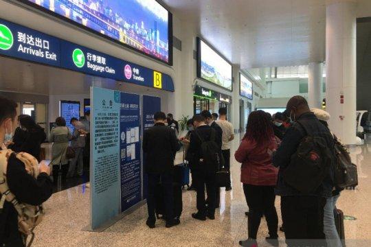 China tangguhkan sejumlah penerbangan asing, dua dari Indonesia