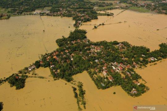 Banjir Cilacap meluas