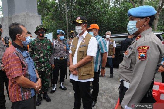 BNPB siagakan helikopter untuk penanganan erupsi Gunung Merapi