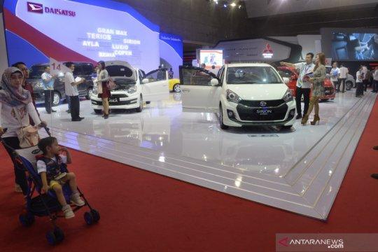 Penjualan ritel Daihatsu naik jadi 18 persen, pertahankan posisi dua