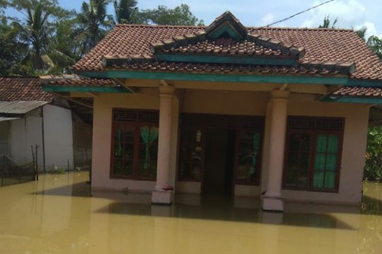 BPBD: Jumlah pengungsi akibat banjir di Cilacap bertambah