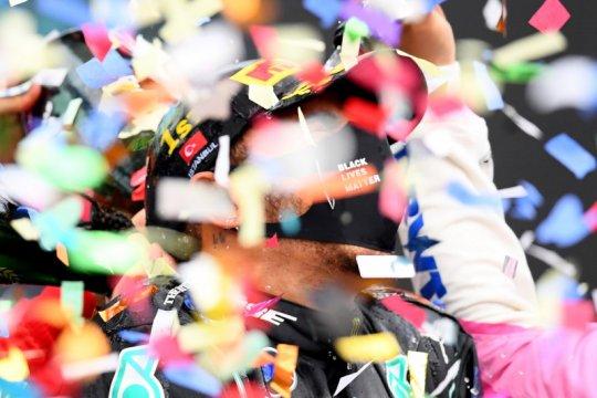 Tujuh titel, keberagaman dan masa depan Formula 1 di mata Hamilton