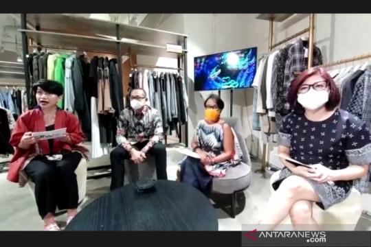 Jakarta Fashion Week 2021 digelar daring libatkan 60 perancang busana