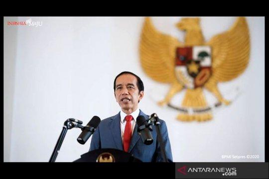 Presiden janji aturan pelaksana UU Cipta Kerja diselesaikan secepatnya