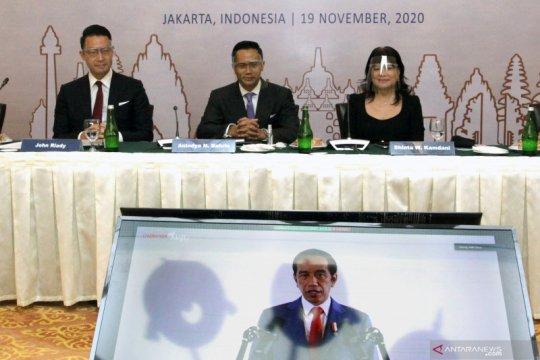 Indonesia jalankan tiga pilar pemulihan ekonomi kawasan Asia-Pasifik