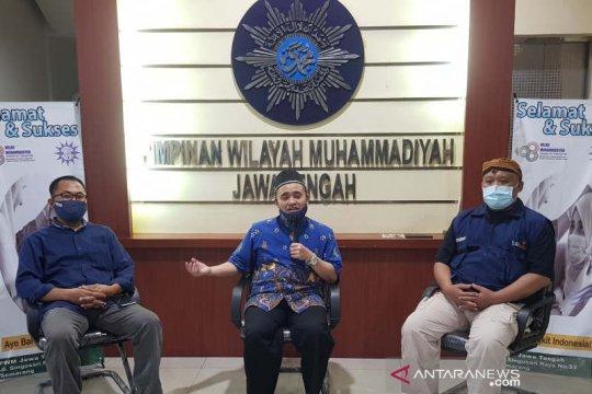 Sukarelawan Muhammadiyah di 10 daerah siap dikirim ke lereng Merapi