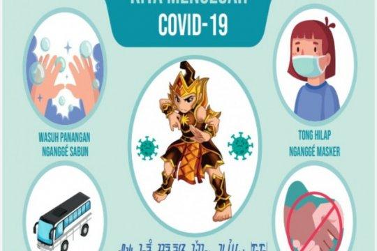 FIB UI gunakan wayang kulit sarana edukasi pencegahan COVID-19