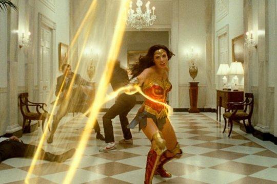 """""""Wonder Woman 1984"""" tayang di bioskop dan HBO Max"""