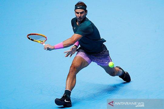 Nadal tundukkan Tsitsipas menuju semifinal ATP Finals keenam