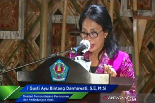 Menteri PPPA sebut pandemi COVID-19 tantangan upaya perlindungan anak